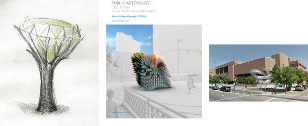 boise public art rfp responses