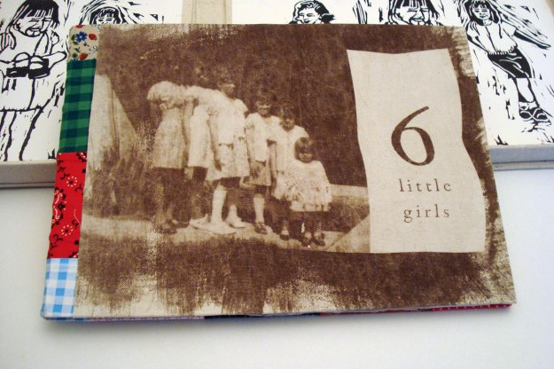 6 little girls