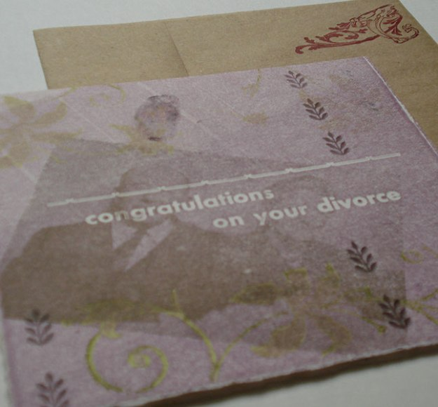 divorce congratulations