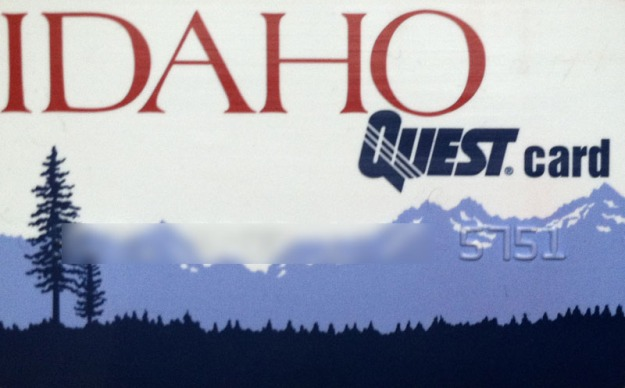 idaho quest card