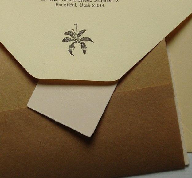 victorian envelope