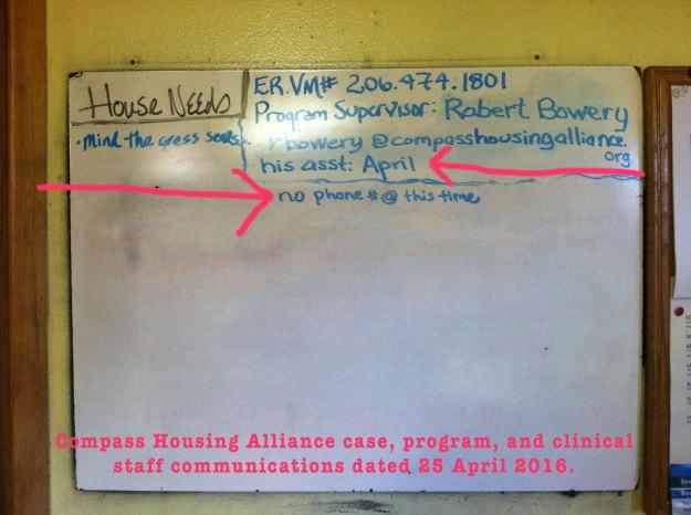 cha april communications