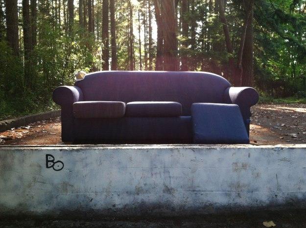 zero budget sofa