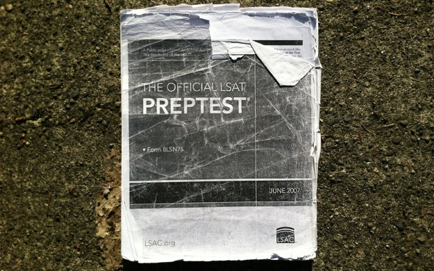 lsat practice test