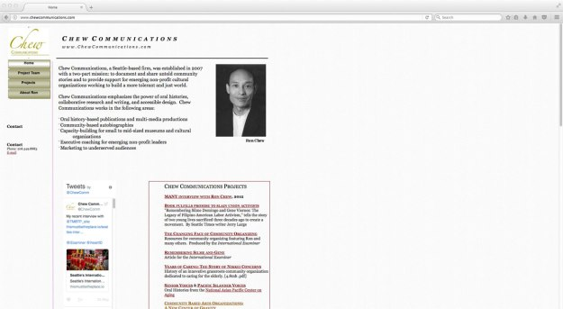 chew-homepage